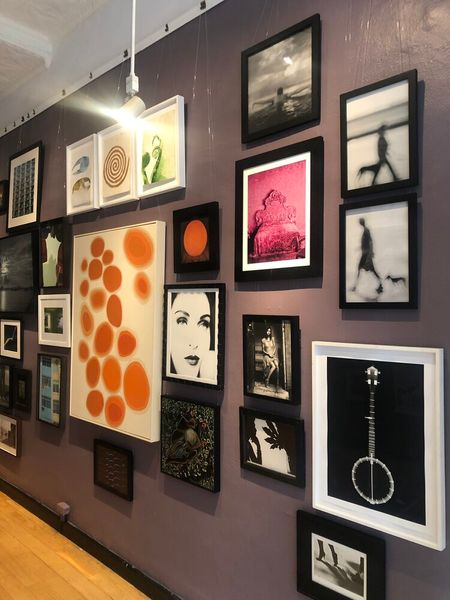 Fall Salon: Group show of Fine Art + Photography (Group Exhibition), Robin Rice Gallery