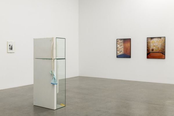 The Same Room: Julie Becker in dialogue (Group Exhibition), Galerie Neu