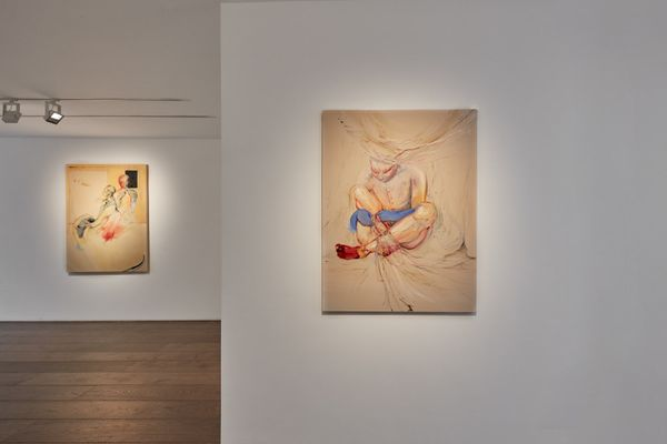 between the forceps and the stone (Group Exhibition), Rosenfeld Porcini (8 of 9)