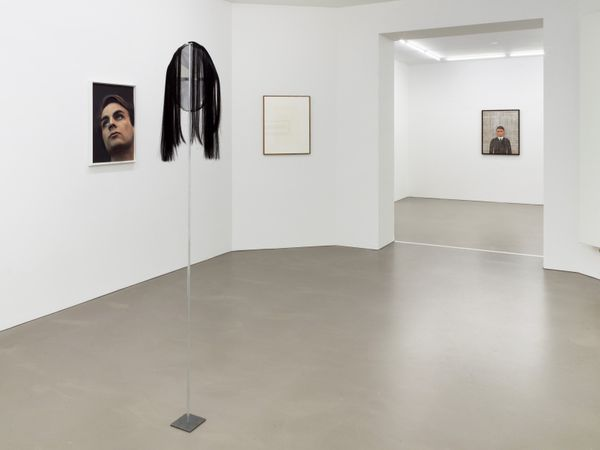 Faces and Names (Group Exhibition), Galerie Guido W. Baudach (10 of 11)