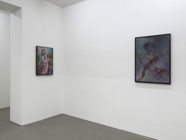 Faces and Names (Group Exhibition), Galerie Guido W. Baudach