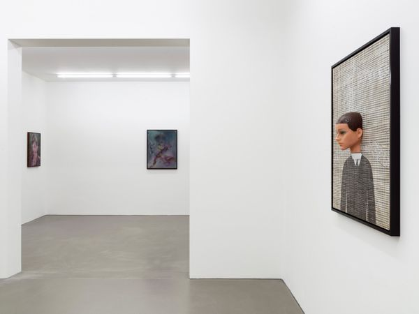 Faces and Names (Group Exhibition), Galerie Guido W. Baudach (3 of 11)