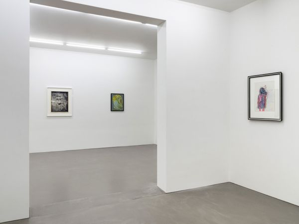 Faces and Names (Group Exhibition), Galerie Guido W. Baudach (2 of 11)