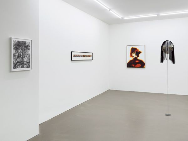 Faces and Names (Group Exhibition), Galerie Guido W. Baudach (8 of 11)
