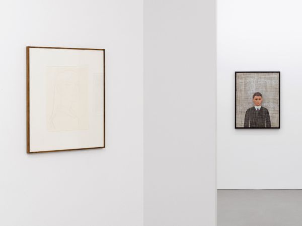 Faces and Names (Group Exhibition), Galerie Guido W. Baudach (11 of 11)
