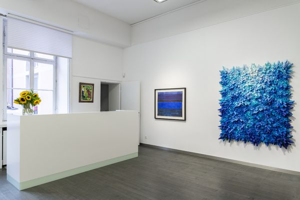 Summer Breeze (Group Exhibition), Beck & Eggeling (3 of 5)