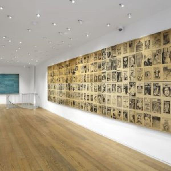 Decoding his Universe: Works on Paper (1968-91)