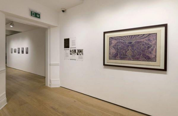 Maternality (Group Exhibition), Richard Saltoun Gallery