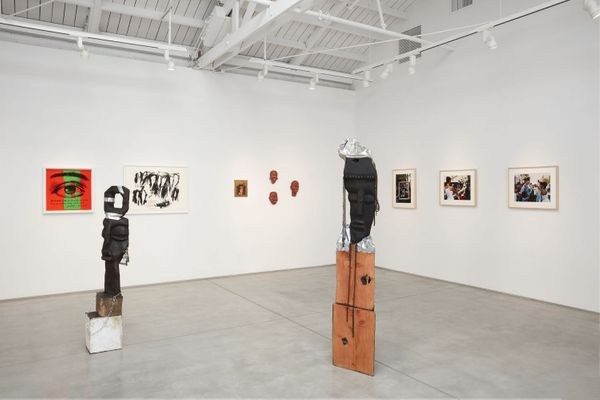 Did I Ever Have a Chance? (Group Exhibition), Marc Selwyn Fine Art (2 of 2)