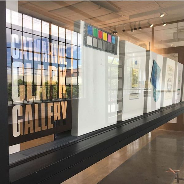 At The Edge of the World, 2020 | Belongings by Michael Hall, Catharine Clark Gallery (4 of 4)