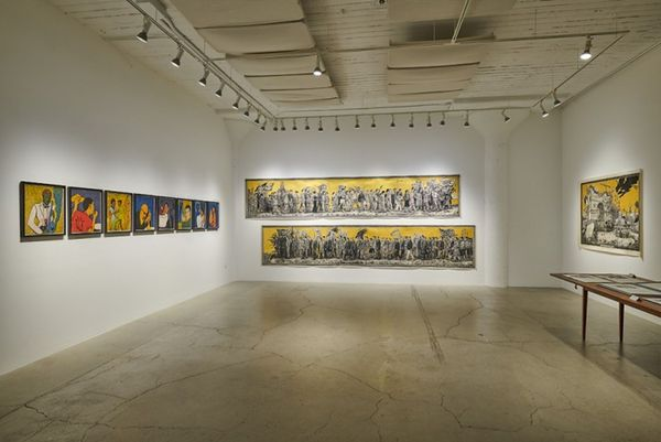 The Master Printer, the Artist, and the Publisher (Group Exhibition), Catharine Clark Gallery