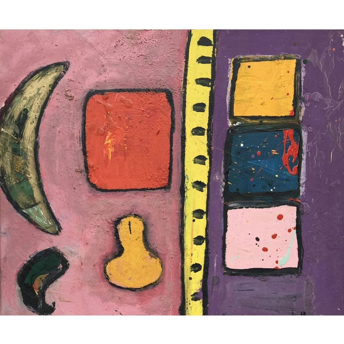 Alan Davie Abstracts
