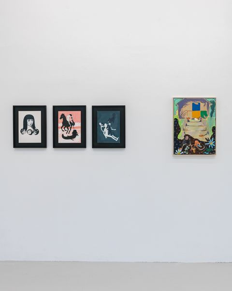 Untitled (But Loved) (Group Exhibition), Bosse & Baum (9 of 9)