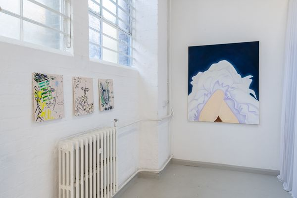 Untitled (But Loved) (Group Exhibition), Bosse & Baum (5 of 9)