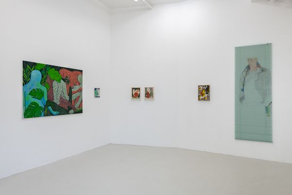 Untitled (But Loved) (Group Exhibition), Bosse & Baum (3 of 9)