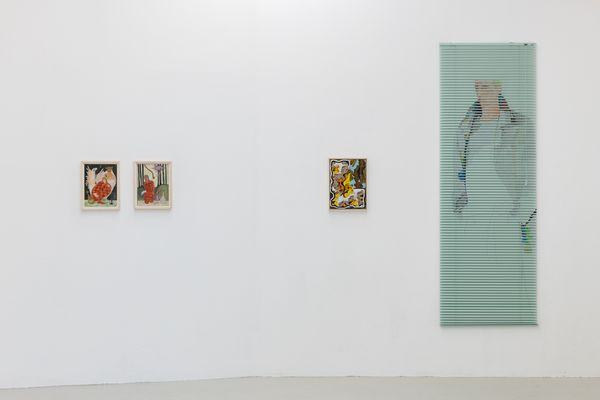Untitled (But Loved) (Group Exhibition), Bosse & Baum (7 of 9)