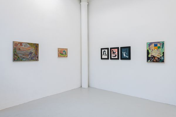 Untitled (But Loved) (Group Exhibition), Bosse & Baum (2 of 9)