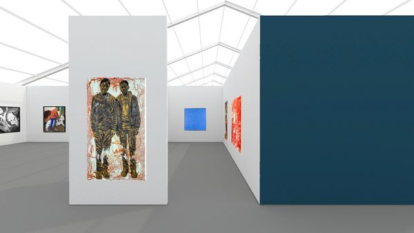 Booth B11 : Kavi Gupta Gallery (Group Exhibition), Kavi Gupta Gallery | Washington Blvd (5 of 7)