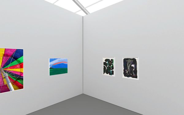Booth B3 : Andrew Kreps Gallery (Group Exhibition), Andrew Kreps Gallery (4 of 9)