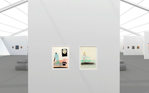 Booth B3 : Andrew Kreps Gallery (Group Exhibition), Andrew Kreps Gallery (5 of 9)
