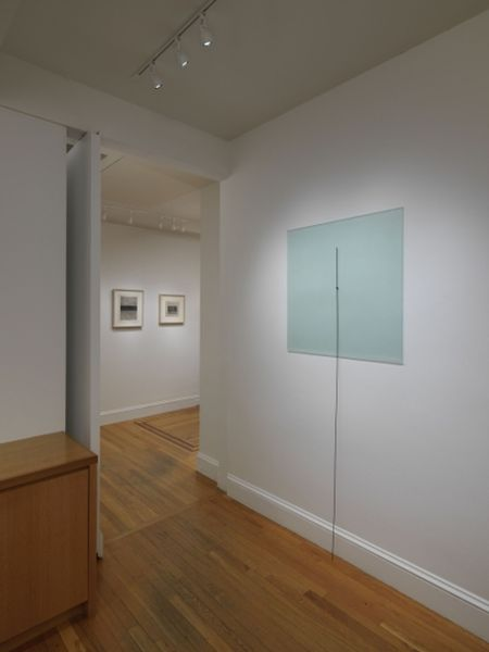 Supculture and drawings from the 1970s by Christopher Wilmarth, Craig F. Starr Gallery (6 of 6)