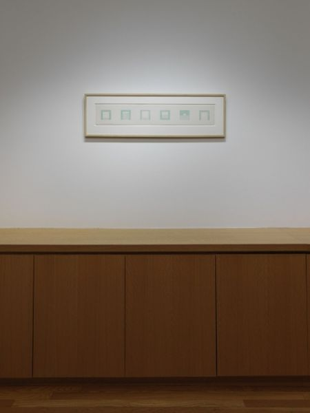 Supculture and drawings from the 1970s by Christopher Wilmarth, Craig F. Starr Gallery (5 of 6)