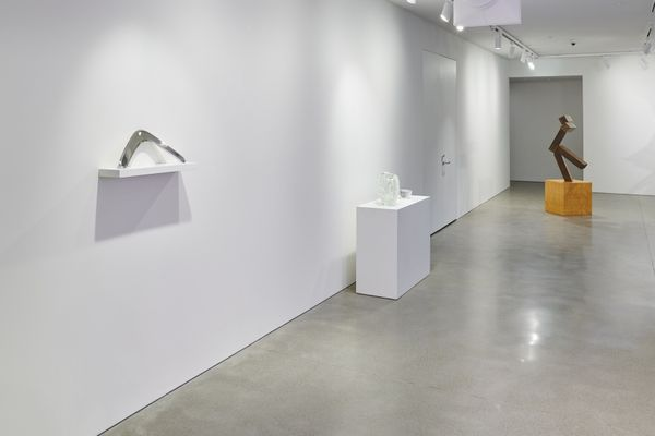 OBJECTively Speaking: Contemporary Sculpture (Group Exhibition), Berggruen Gallery (2 of 4)