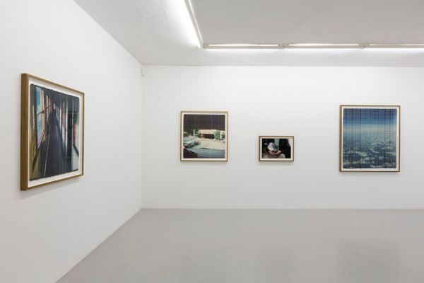 The journey | New textiles in photography by Susanne Wellm, Galleri KANT (2 of 4)