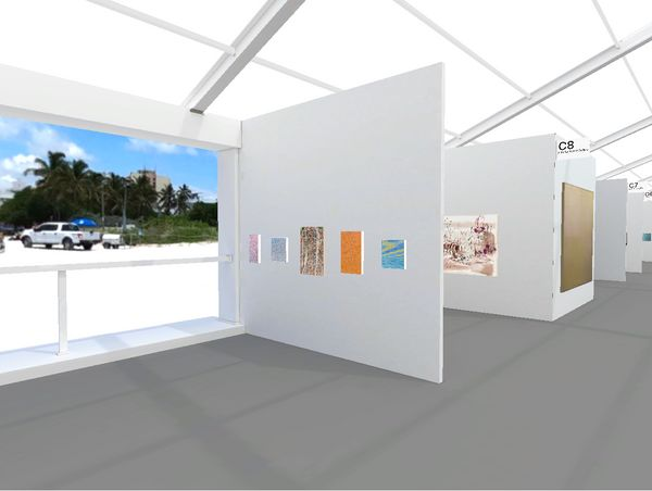 Booth C8 : Jane Lombard Gallery (Group Exhibition), Jane Lombard Gallery