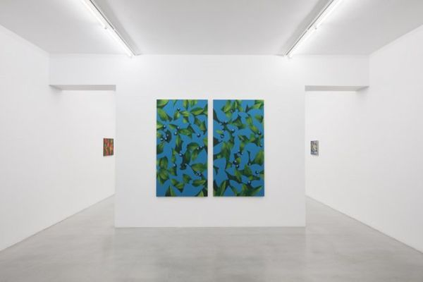 Phantom Limb by Ryan Mrozowski, Galerie Nordenhake | Stockholm (8 of 8)