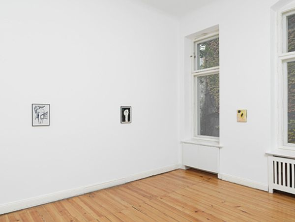 Early Works 1982-1992 by Jutta Koether, Galerie Buchholz (2 of 3)