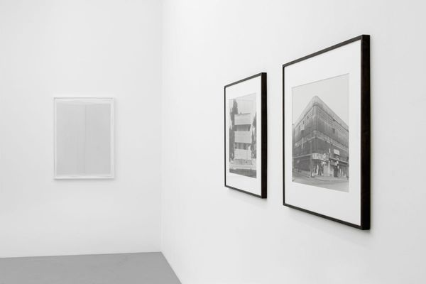 Line in the Sand (Group Exhibition), Galerie Thomas Fischer