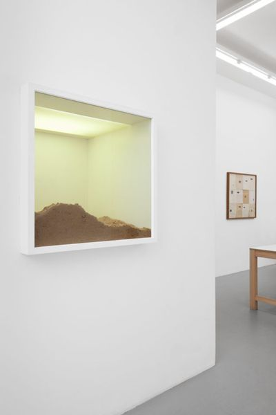 Line in the Sand (Group Exhibition), Galerie Thomas Fischer (4 of 4)
