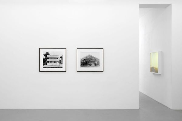 Line in the Sand (Group Exhibition), Galerie Thomas Fischer (2 of 4)