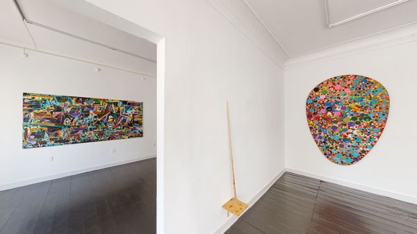 The stars look very different today (Group Exhibition), Marie Kirkegaard Gallery (2 of 4)