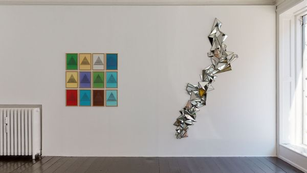 The stars look very different today (Group Exhibition), Marie Kirkegaard Gallery