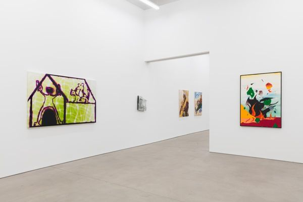 Life Still (Group Exhibition), C L E A R I N G | New York (4 of 4)
