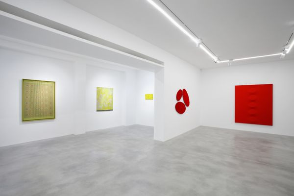 In the Matter of Color (Group Exhibition), Dep Art Gallery (7 of 21)