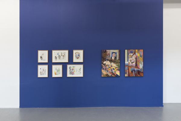 L'heure Bleue (Part I) (Group Exhibition), PLUS-ONE Gallery (7 of 12)