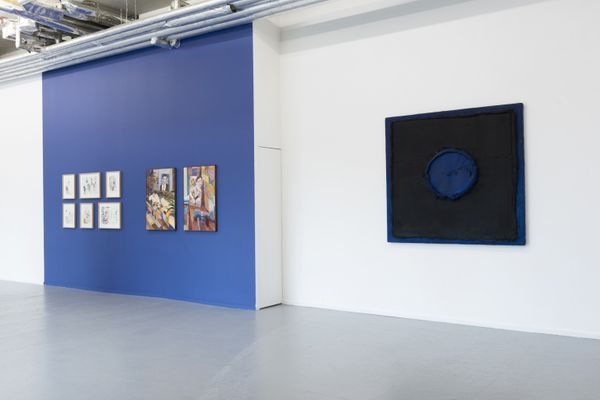 L'heure Bleue (Part I) (Group Exhibition), PLUS-ONE Gallery (3 of 12)