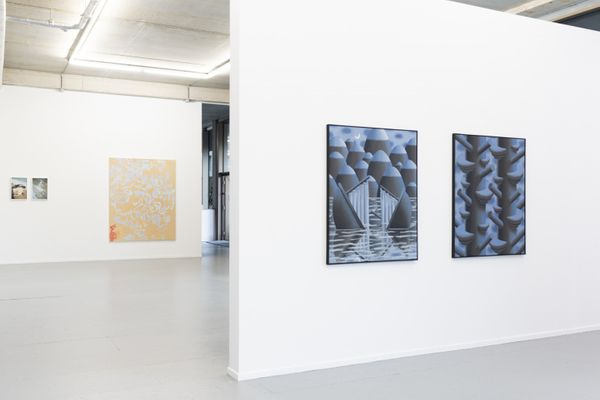 L'heure Bleue (Part I) (Group Exhibition), PLUS-ONE Gallery (8 of 12)