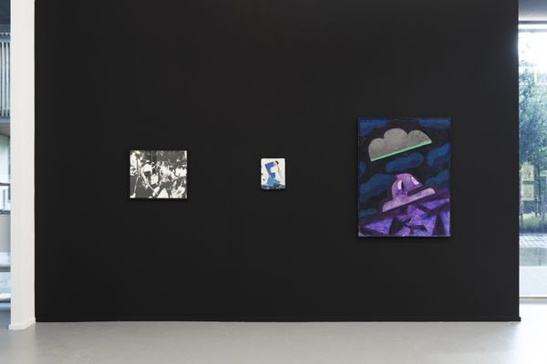 L'heure Bleue (Part I) (Group Exhibition), PLUS-ONE Gallery (2 of 12)