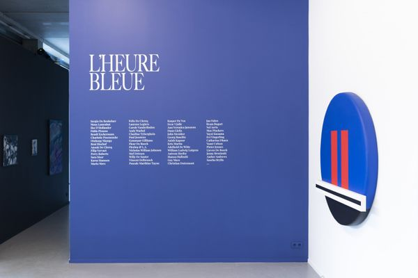 L'heure Bleue (Part I) (Group Exhibition), PLUS-ONE Gallery (12 of 12)