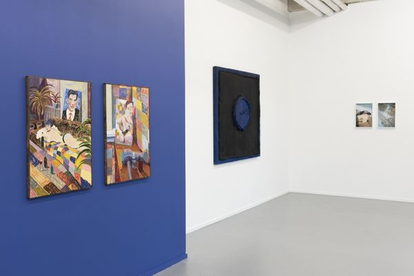 L'heure Bleue (Part I) (Group Exhibition), PLUS-ONE Gallery (4 of 12)