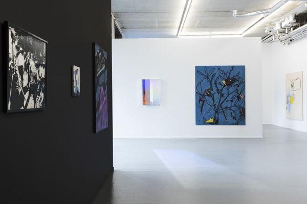 L'heure Bleue (Part I) (Group Exhibition), PLUS-ONE Gallery