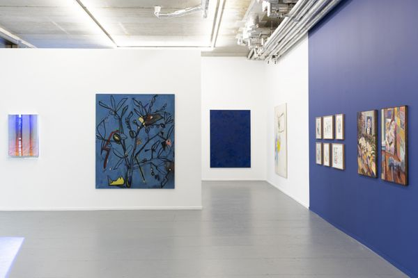 L'heure Bleue (Part I) (Group Exhibition), PLUS-ONE Gallery (5 of 12)