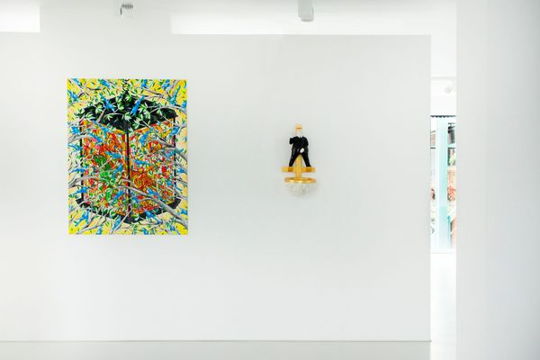 Chronicles Vol. 2 (Group Exhibition), Galerie Droste Wuppertal