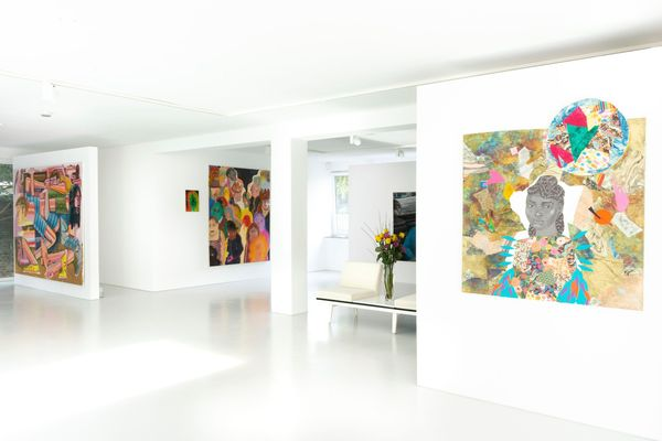 Chronicles Vol. 2 (Group Exhibition), Galerie Droste Wuppertal (5 of 7)