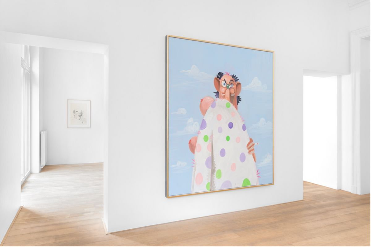 George Condo, Selected Works