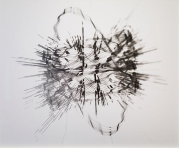 Airbrust by Antti Pussinen, Luisa Catucci Gallery